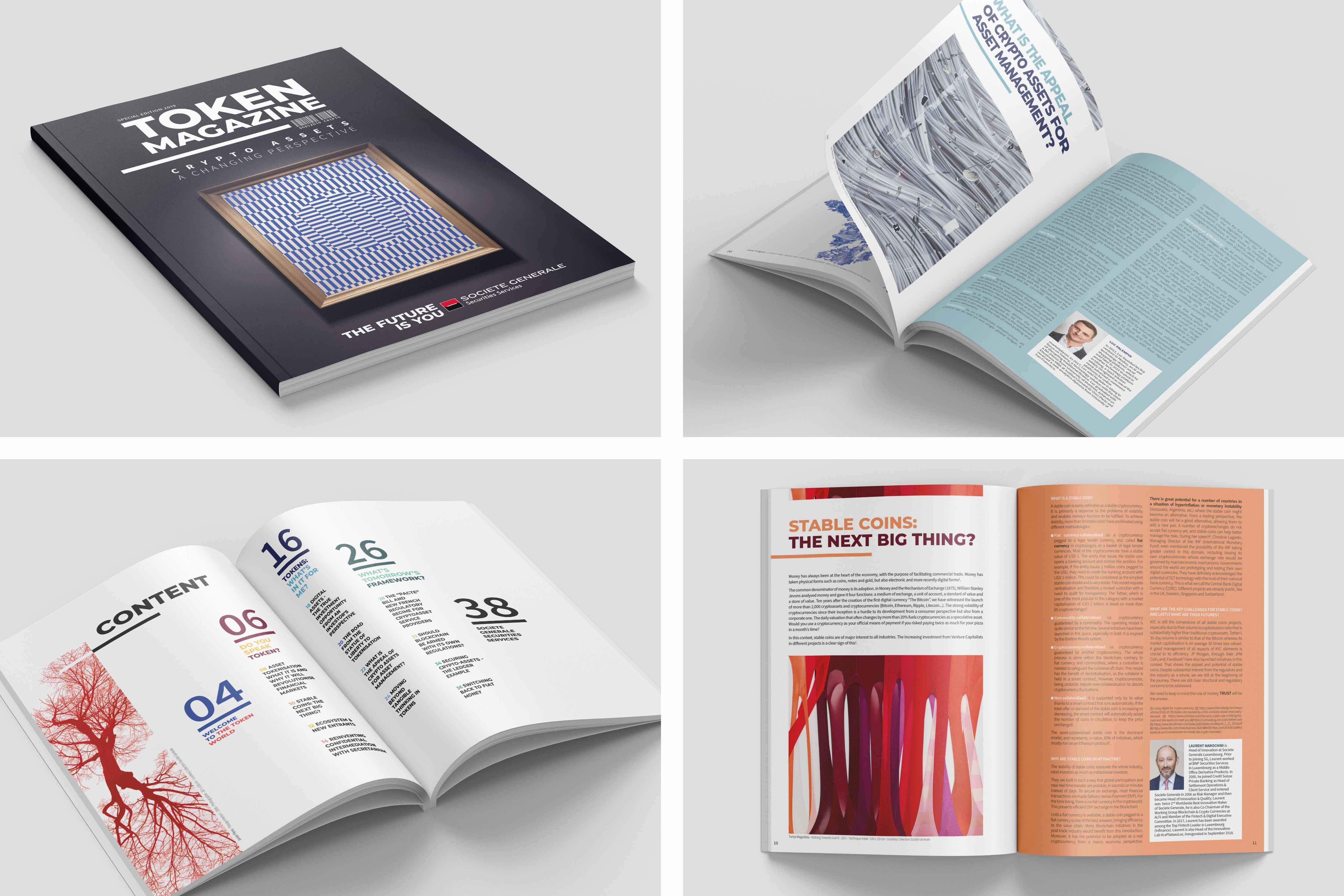 SGSS - Token Magazine